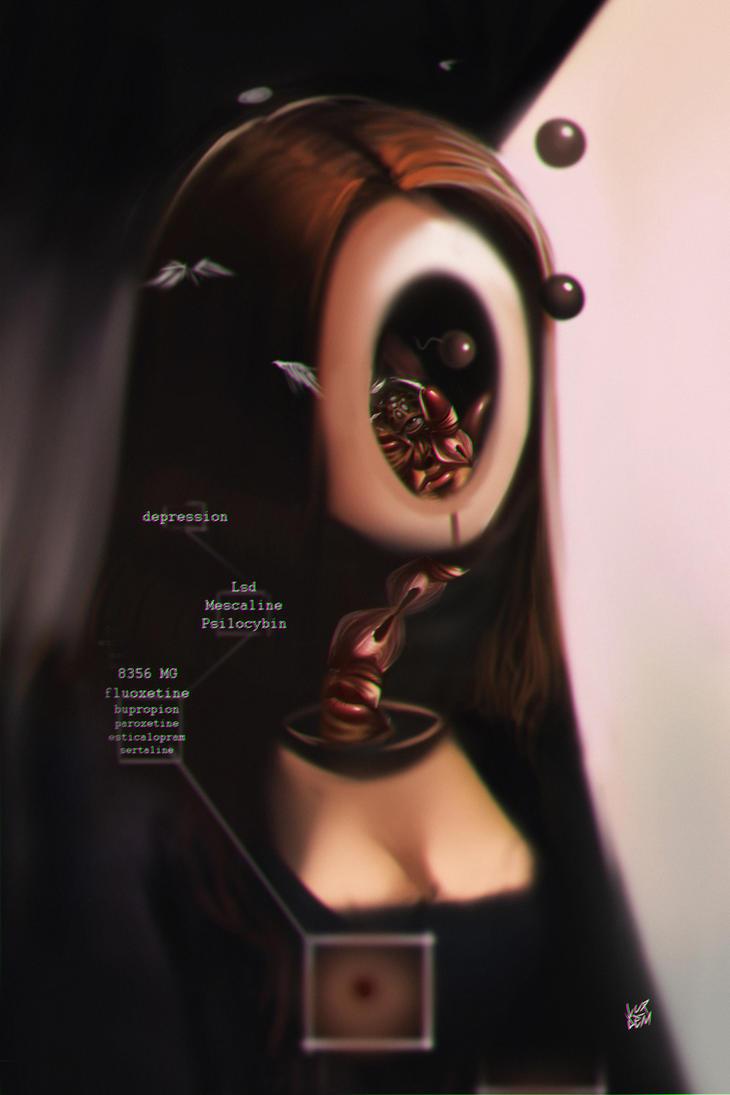 Paranoia by vurdeM