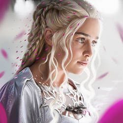 Daenerys by vurdeM