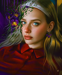 Purple by vurdeM