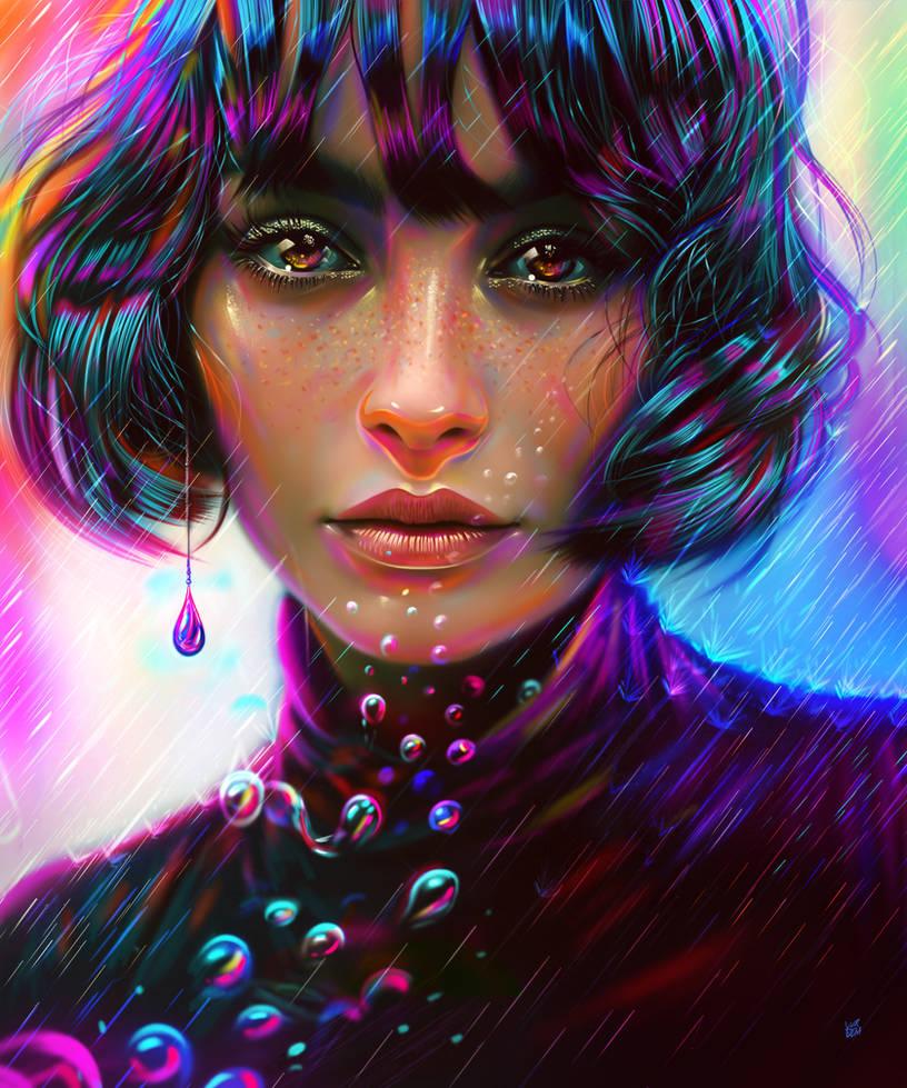Rain by vurdeM