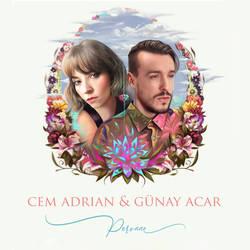 Cem Adrian, Album Cover Illustration