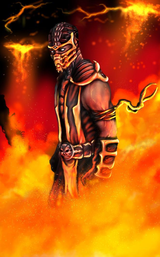 scorpion by thegameworld