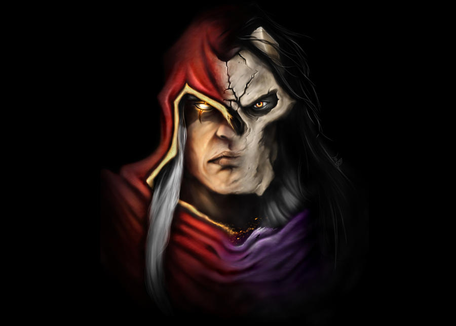 DeviantArt: More Artists Like Darksiders Colored by GarroteFrancell