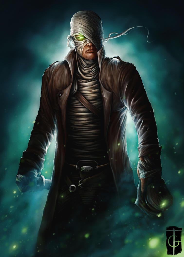 The Dark Phantom by thegameworld