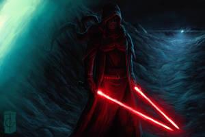 The Jedi Hunter by thegameworld