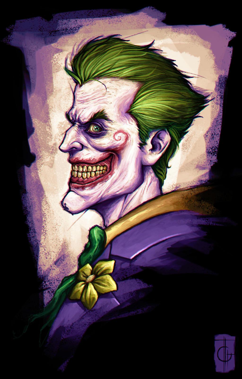 Joker by thegameworld