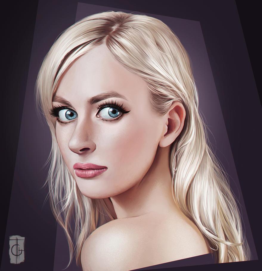 Kristen Lanae by thegameworld