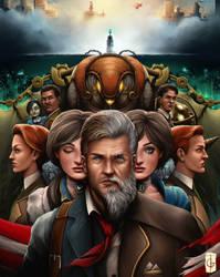 BioShock by thegameworld