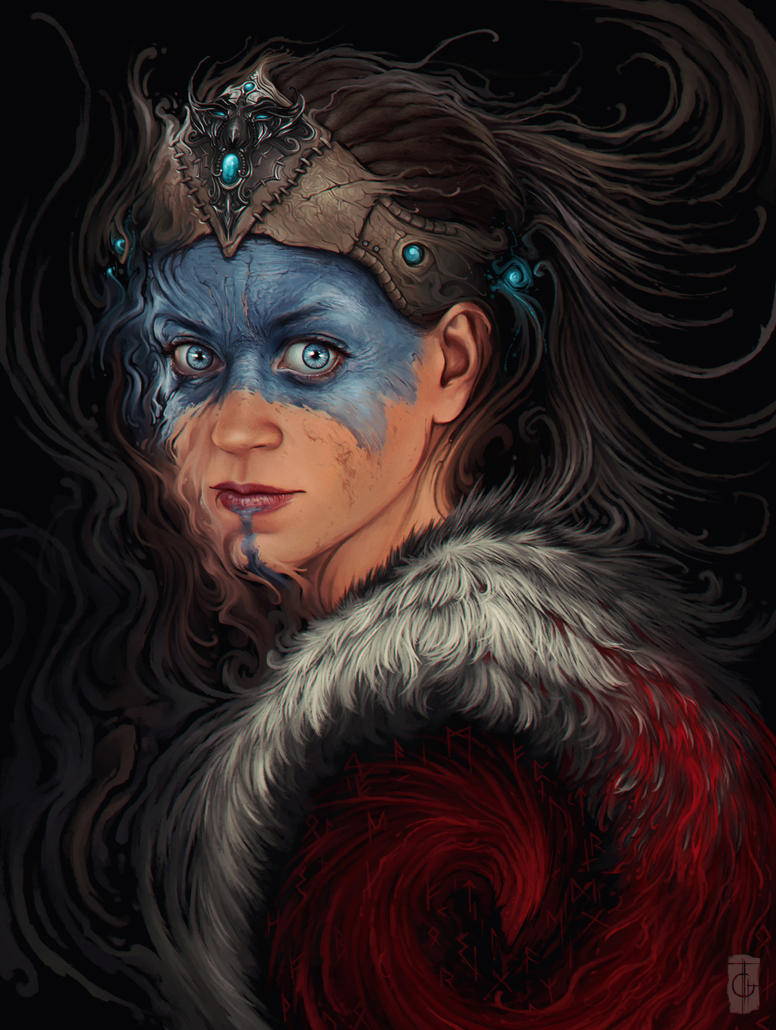 Hellblade Senuas Sacrifice by thegameworld