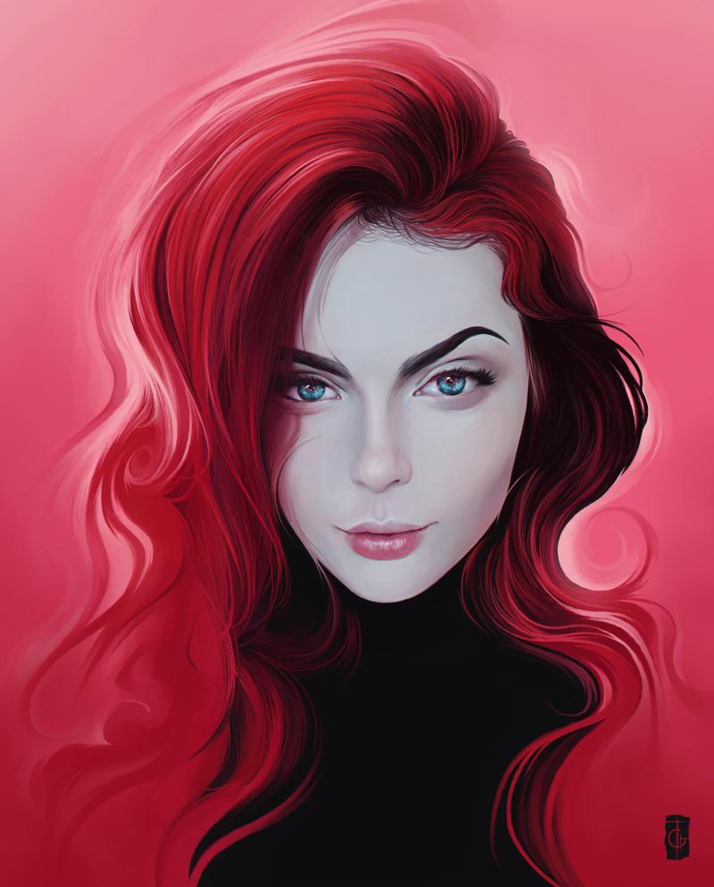 Ilona Bugaeva by thegameworld