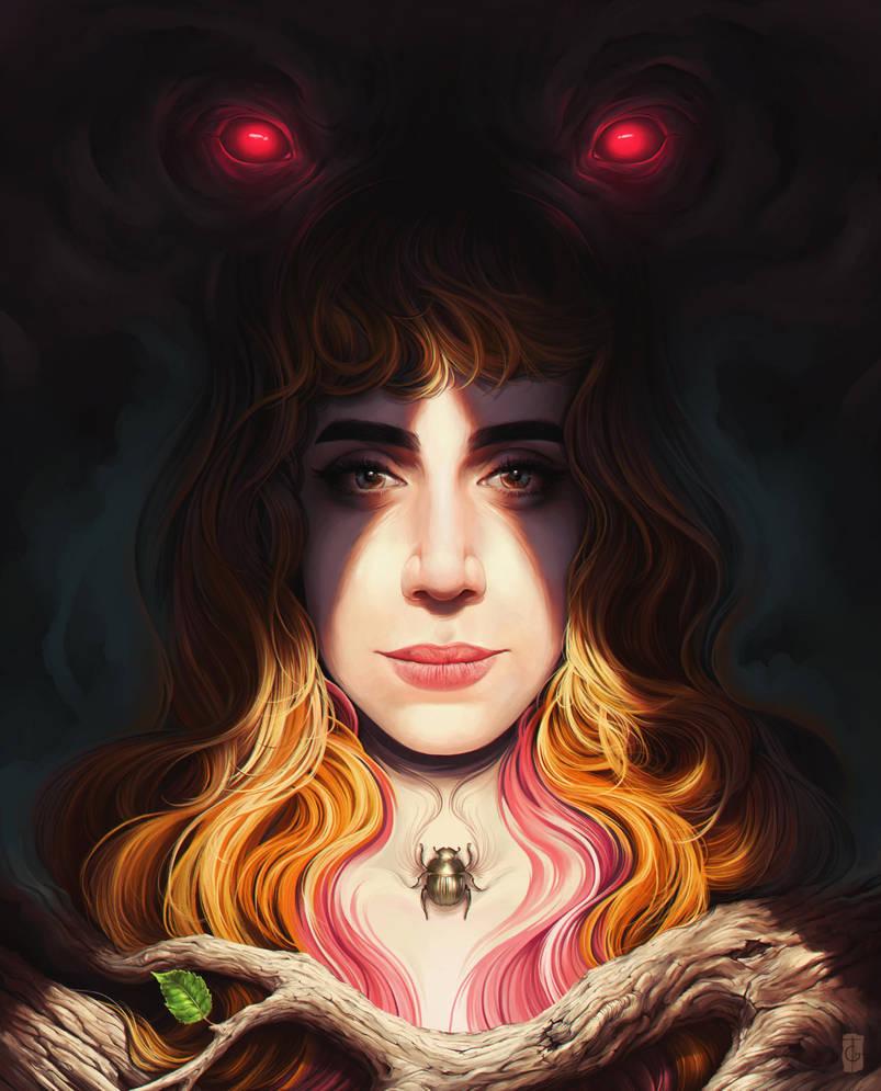 Amaranth by thegameworld