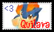 Quilava Stamp by Warriorfan712