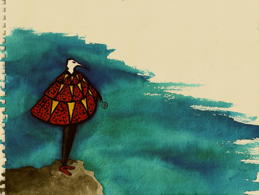 A Spell of Rolling Seas by Figren