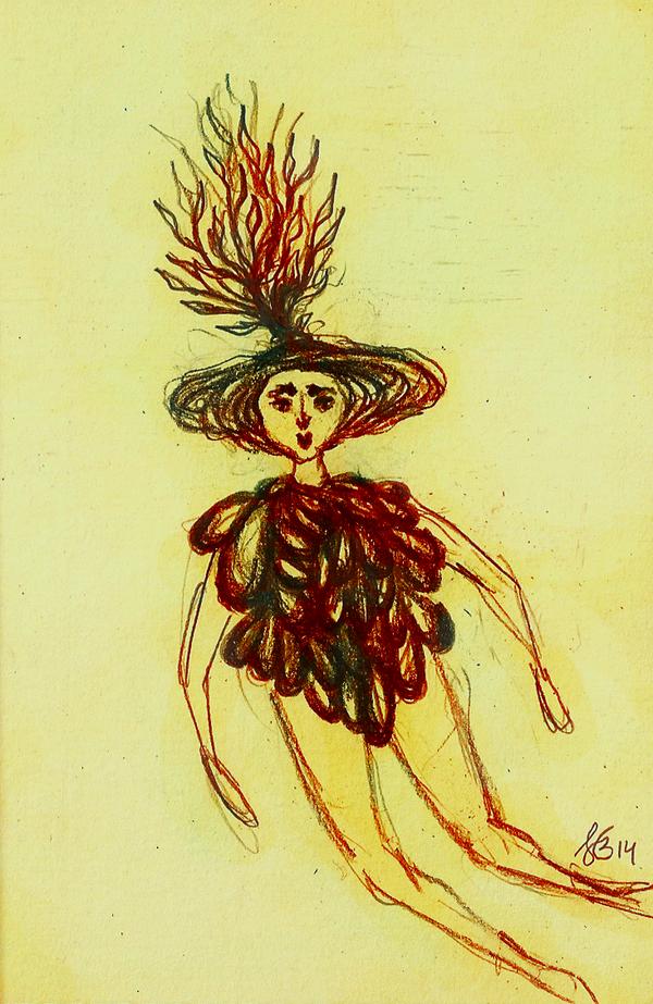 Root sprite, no. 2 by Figren