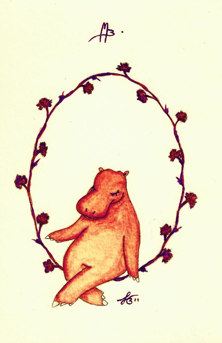 Carnation Hippo, M.B. by Figren