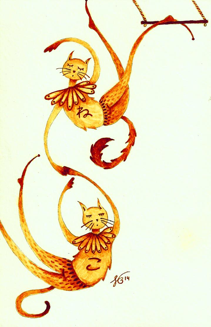 SS: Catcrobats by Figren
