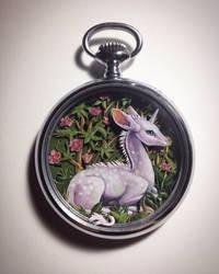 Unicorn by ngrosjean