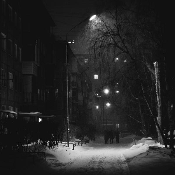 night by odpium