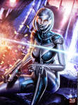 EDI: UNSHACKLED A.I. - Mass Effect 3