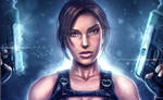 UNDERWORLD LARA: Two Is The Way To Be- Tomb Raider