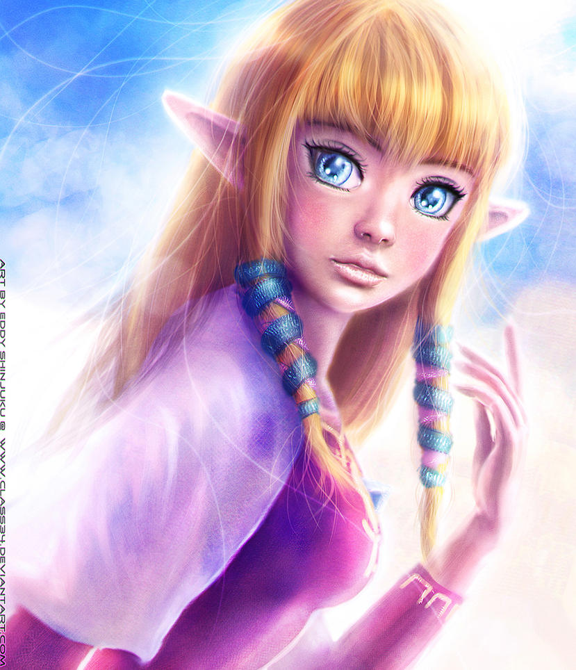 SKYWARD ZELDA: Come Fly With Me by Eddy-Shinjuku