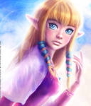 SKYWARD ZELDA: Come Fly With Me