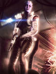ARIA: Taking Back What Is Mine - Mass Effect 3