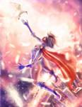 POWER GIRL: Maiden of The Sky