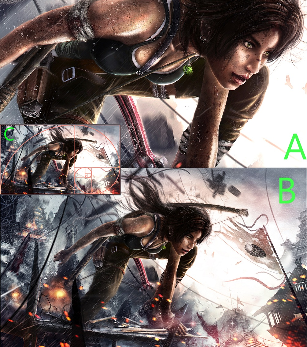 WIP PREVIEW: Lara Reborn Contest Entry 1 by Eddy-Shinjuku