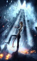 Explorer : Reborn Tomb Raider Contest by Eddy-Shinjuku