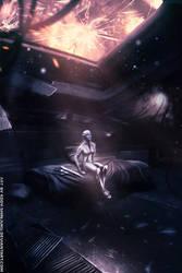 EPILOGUE - Mass Effect 3 Ending by Eddy-Shinjuku