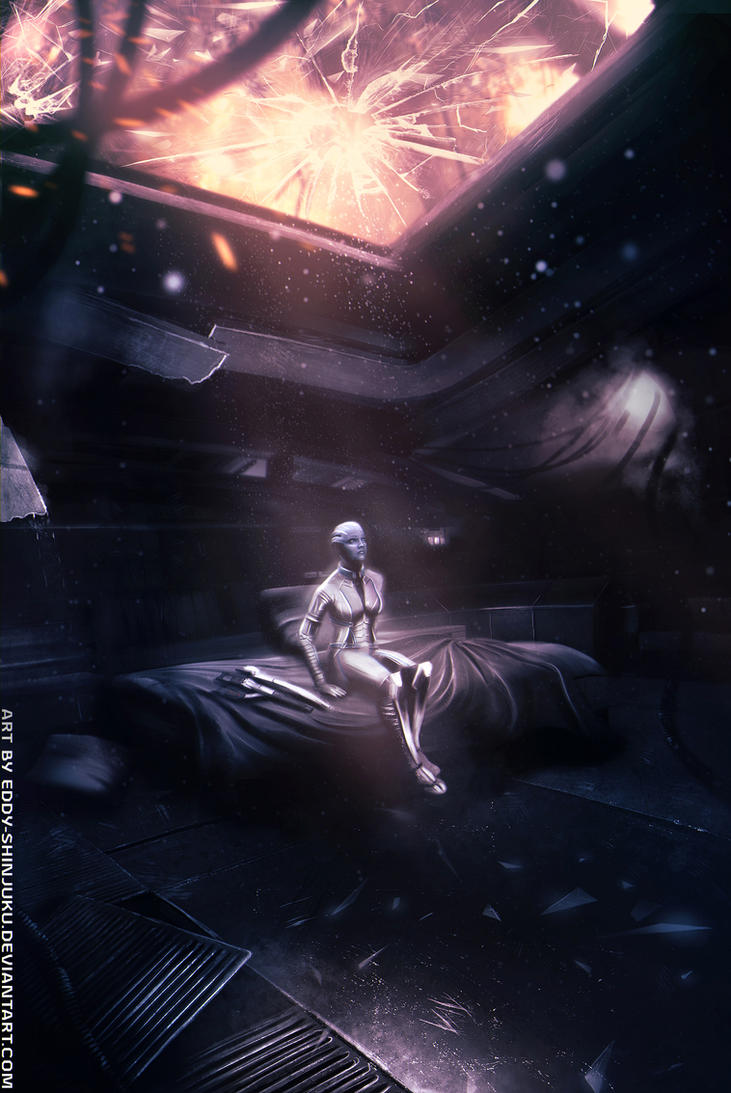 EPILOGUE - Mass Effect 3 Ending by Eddy-Shinjuku