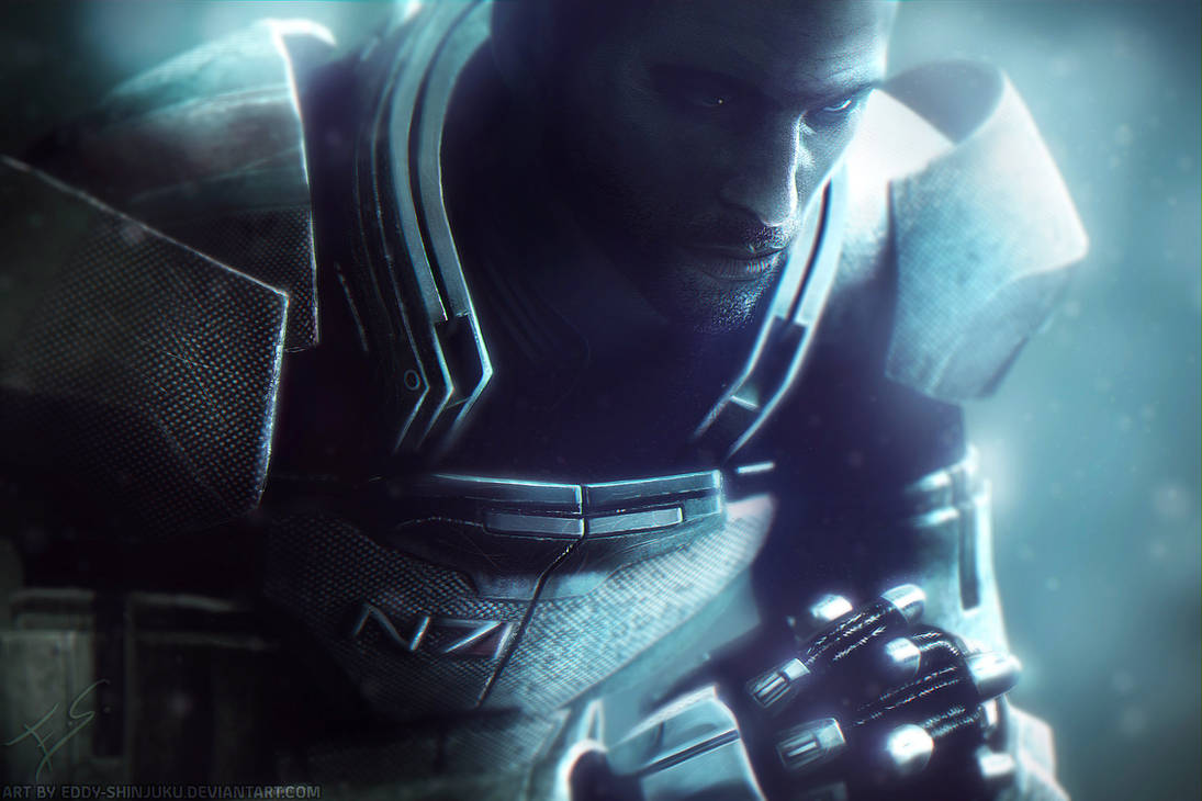 FINAL HOURS - Mass Effect by Eddy-Shinjuku
