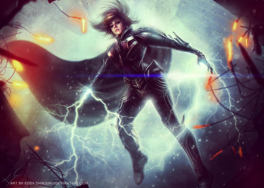 K Y L A - DC Universe Online by Eddy-Shinjuku