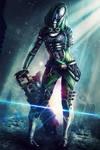 S H A L A - Mass Effect OC