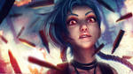 JiNX: Bang Bang Galore - League of Legends