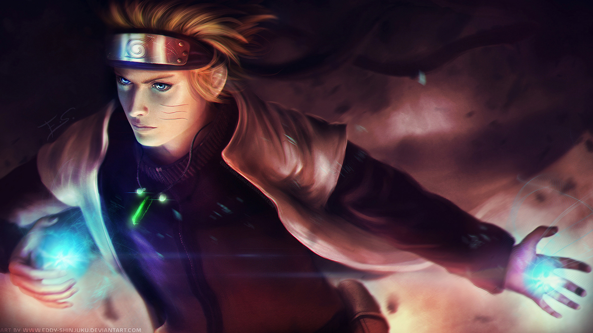 Abyss Within - Naruto Shippuden by Eddy-Shinjuku