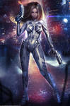Starlight Nora - OC Comic Commission