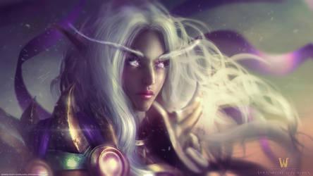 World of Warcraft: Aeradrith Portrait