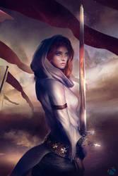 Knight Templar Alexandria - Zenion Games Inc. by Eddy-Shinjuku