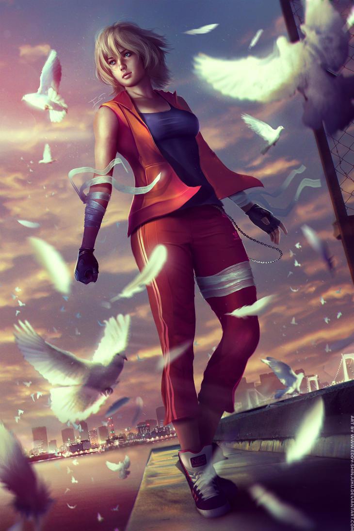 Hayley Summerland - Original Character Commission by Eddy-Shinjuku