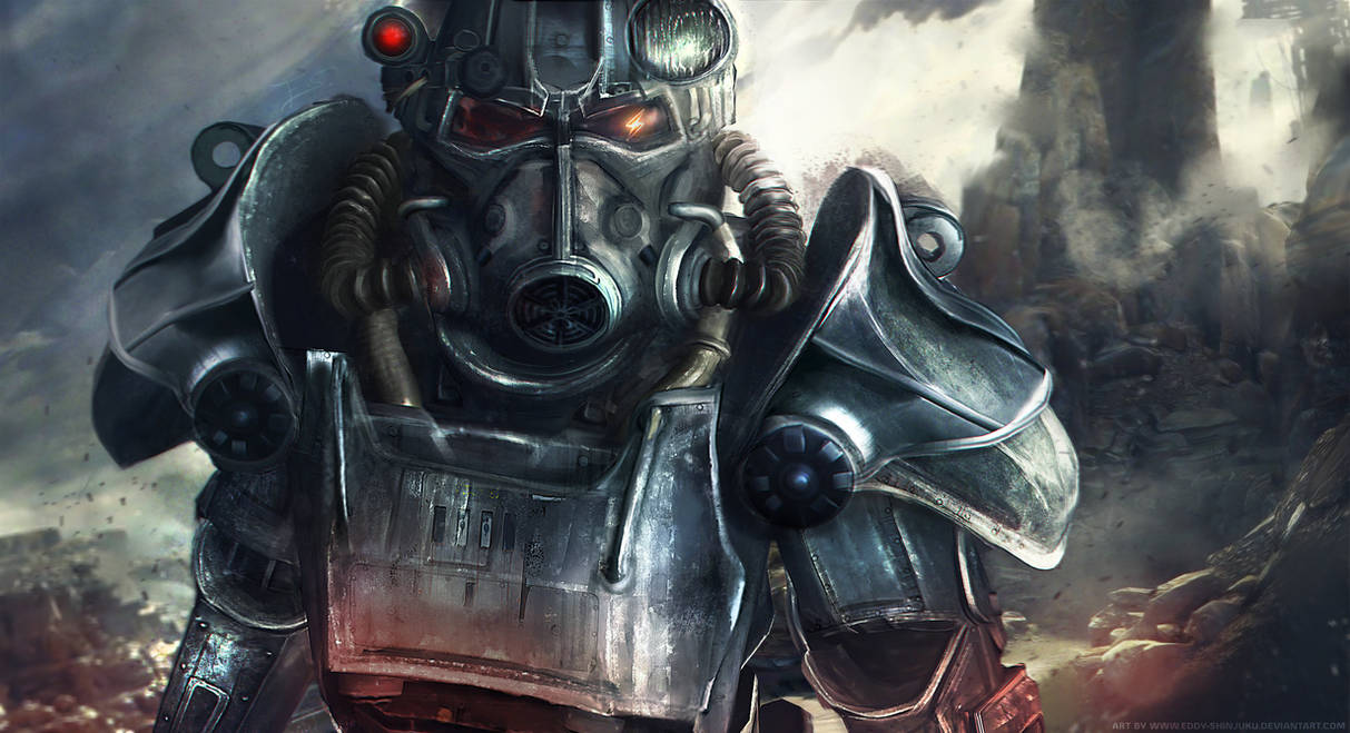 FALLOUT 4 Wallpaper by Eddy-Shinjuku ...