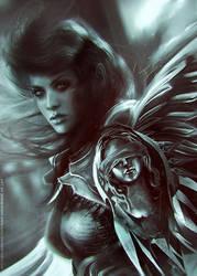 'The Archon' Archangel Concept by Eddy-Shinjuku