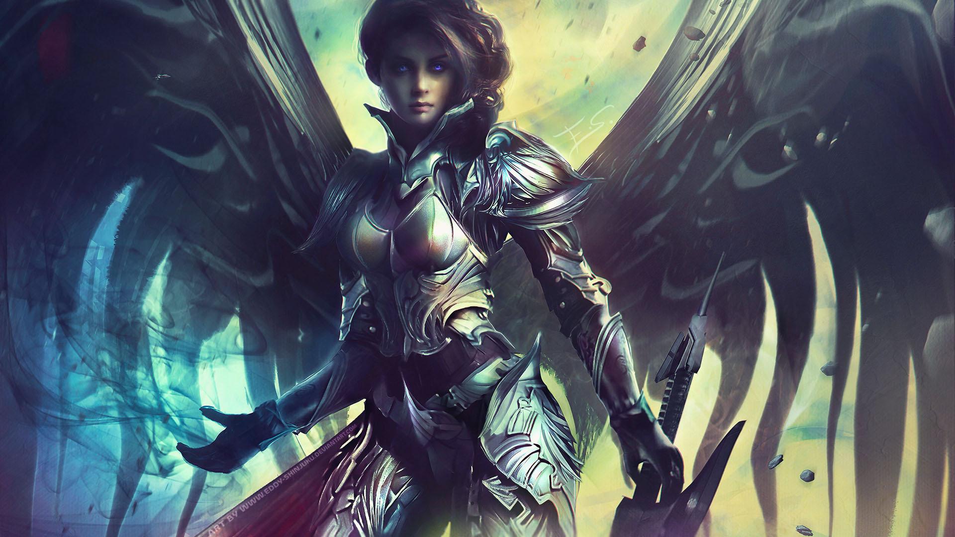 Vesudah: Archangel of the Infinite