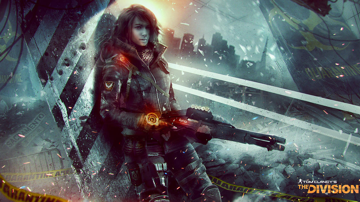 Agent | The Division by Eddy-Shinjuku