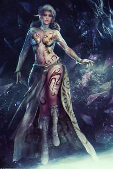 Guild Wars 2 OC Commission - Emmeryn Anika