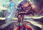 Paladin Draenei - World of Warcraft