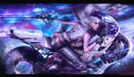 SNOWCAT - Shadowrun Commission by Eddy-Shinjuku