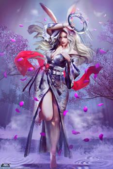 Final Fantasy XIV Commission: Soleil Sunchaser