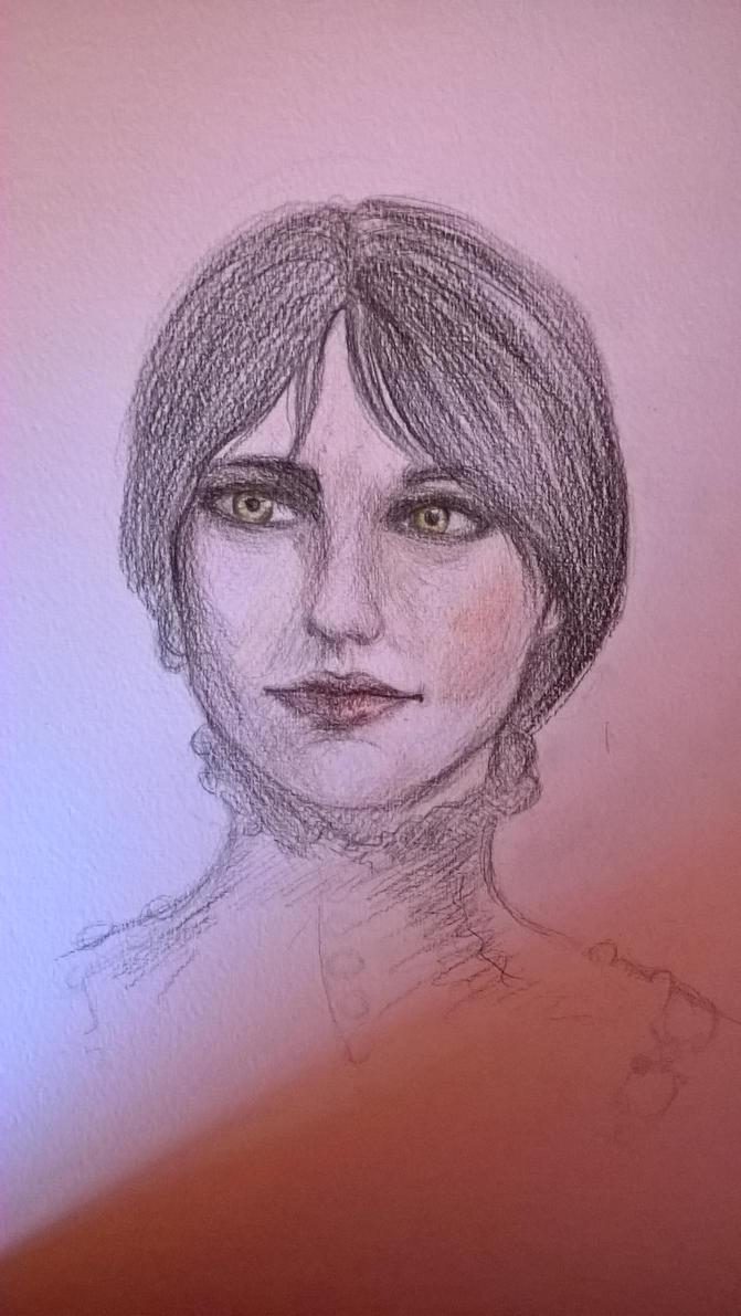 Iris von Everec by WhisperingFurry